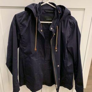 Babaton rain jacket